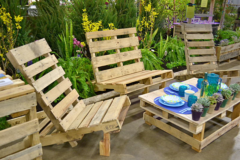 Wood How To Build Outdoor Furniture With Pallets