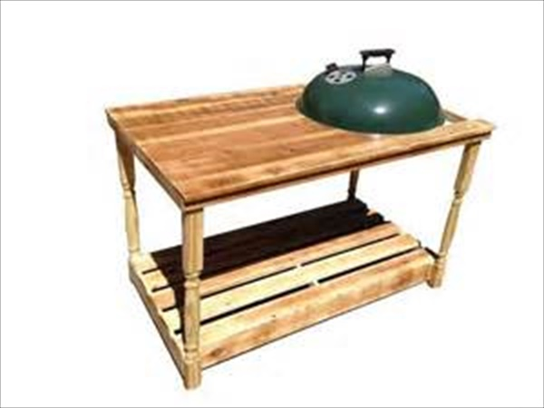Homemade grill table 10 easy diy designs easy diy and crafts for Build your own patio table
