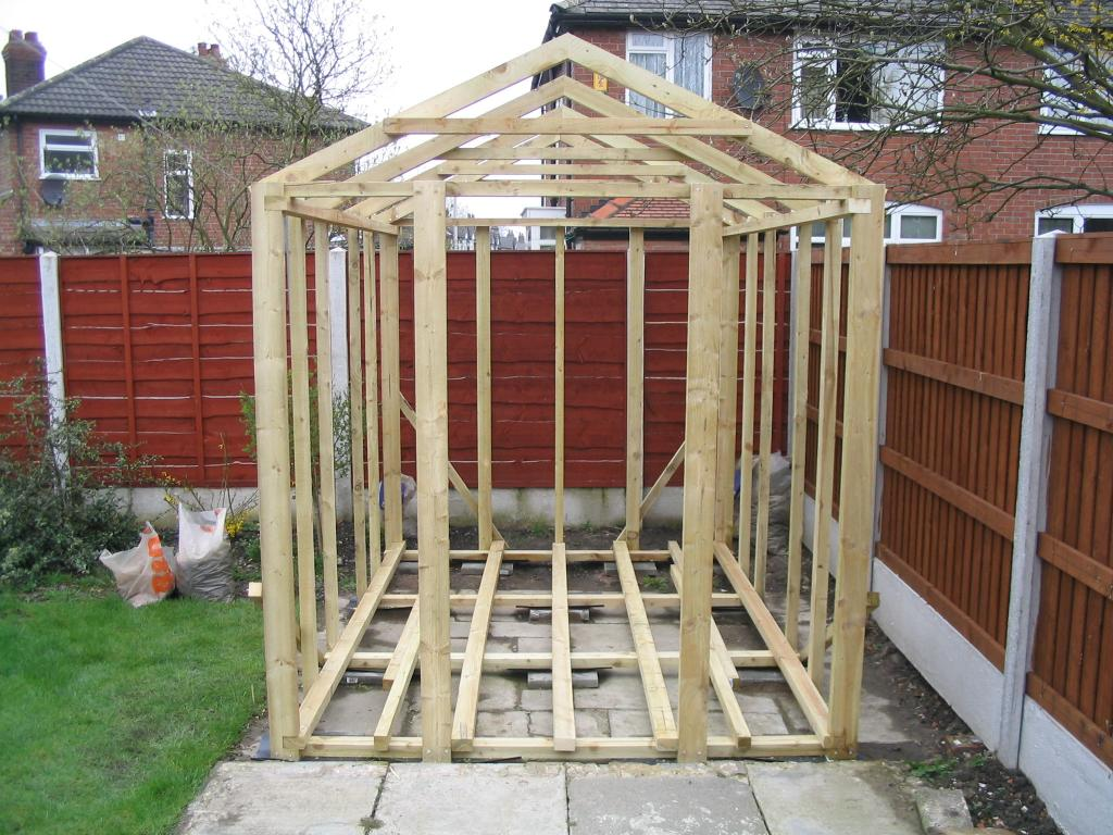 DIY Easy Garden and Outdoor Shed | EASY DIY and CRAFTS
