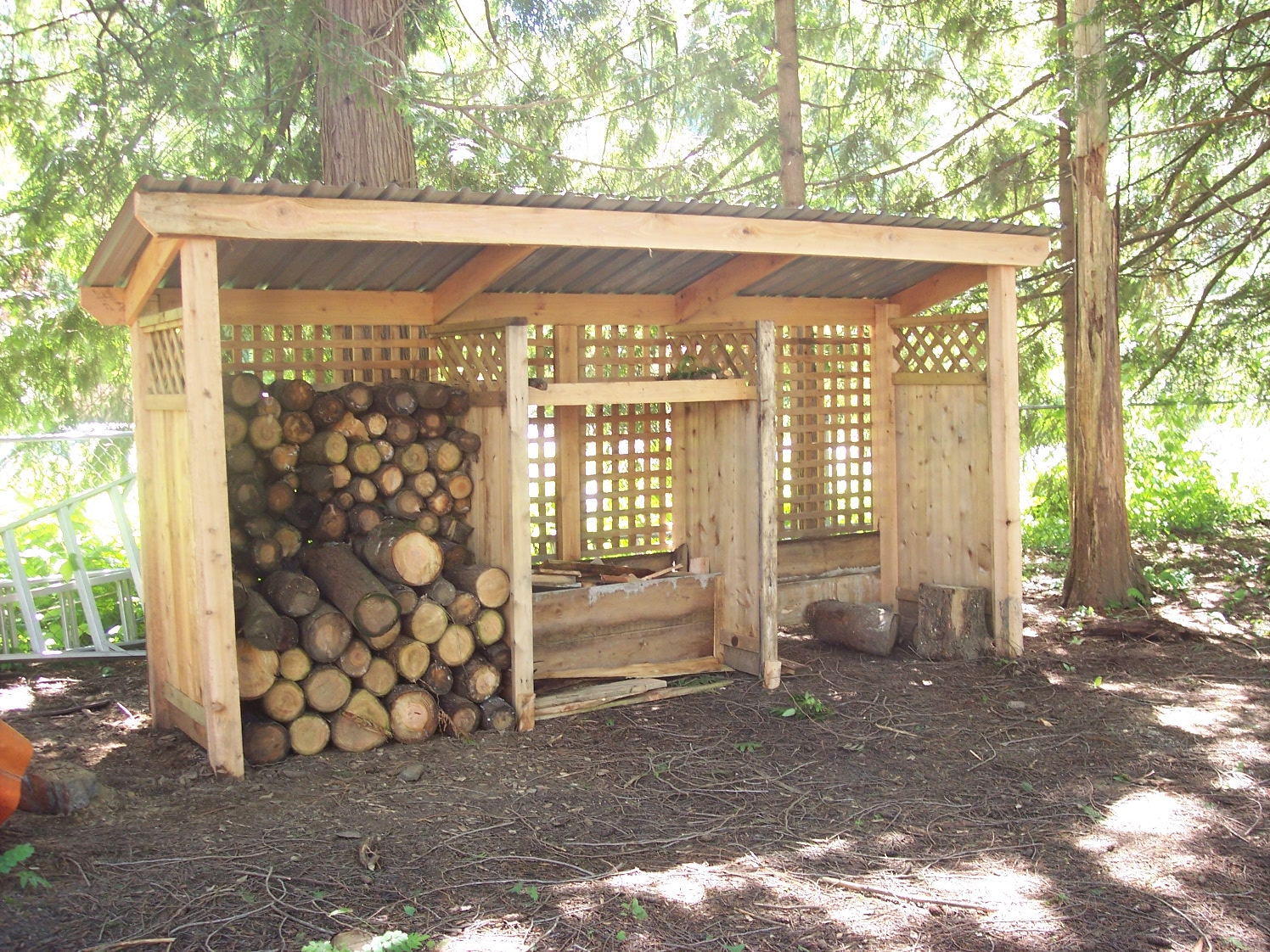 diy garden shed plans free | Quick Woodworking Projects