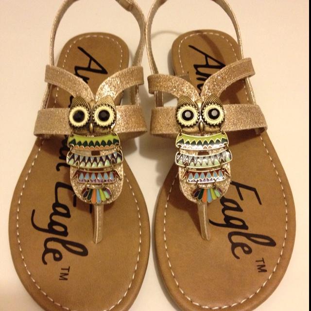 DIY Owl Shoes