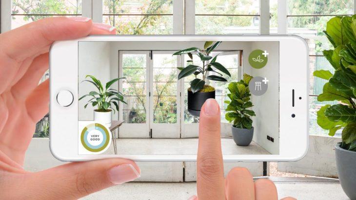 indoor plants app