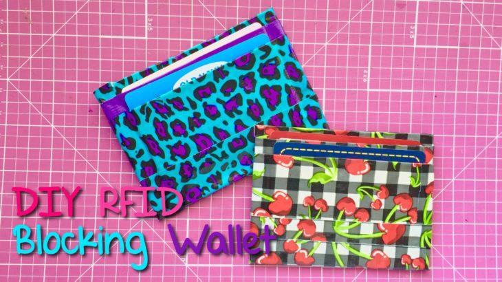 RFID wallet DIY