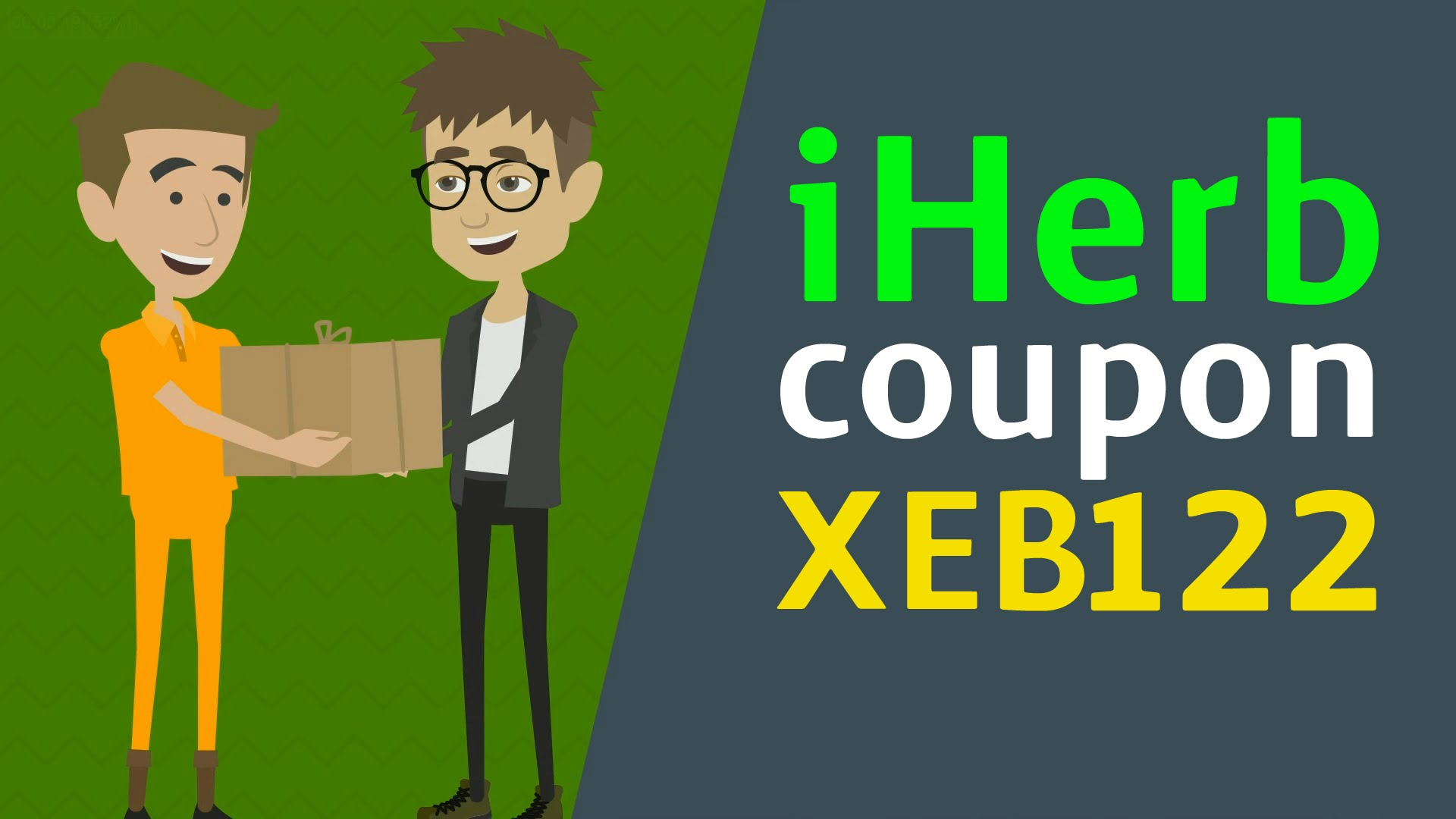 iHerb Coupon Code