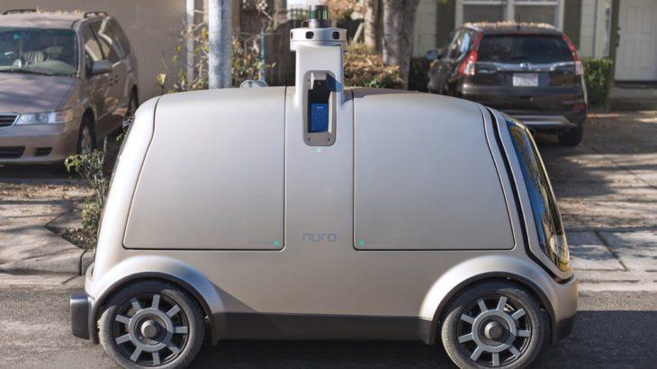 autonomous delivery vehicles